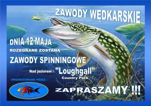 spinningowe Loughgall 12 Maj