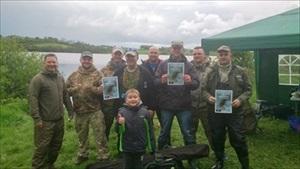Polish Anglers NI – Zawody Szczupakowe – Clay Lake 11/05/2014