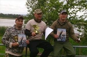 Polish Anglers NI – ZAWODY SPINNINGOWE Z ŁODZI – 22/06/2014 UPPER ERNE