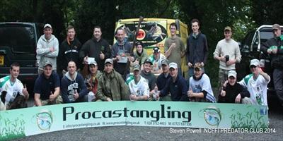 "Polish Anglers NI na zawodach ""PREDATOR TOURNAMENT – Annual Fund Raising"" 14 Wrzesień 2014″"
