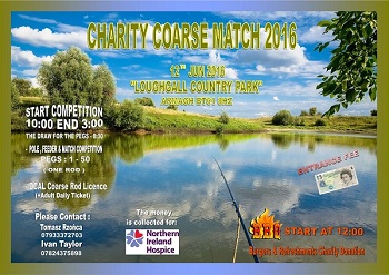 Charity Coarse Match 2016 - Poster to print  - Copy