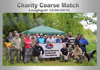 Polish Anglers NI – Charity Coarce Match 2016
